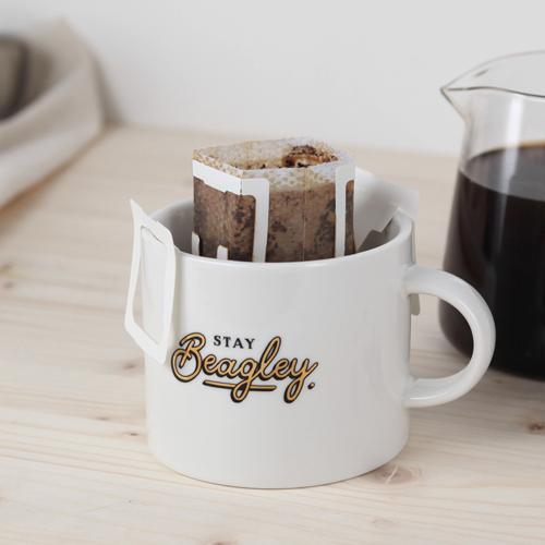STAY Beagley 드립백커피 & 머그컵